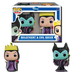 funko mini figures maleficent evil queen