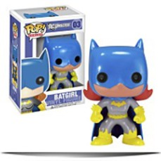 Bat Girl Pop Heroes