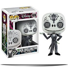 Pop Disney Day Of The Dead Jack Skellington