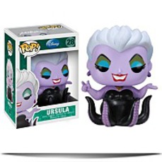 Pop Disney Series 3 Ursula Vinyl Figure