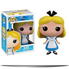 Pop Disney Series 5 Alice Vinyl Figure
