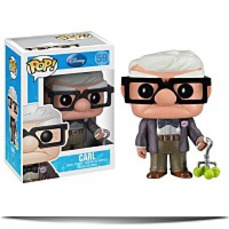 Pop Disney Series 5 Carl Vinyl Figure