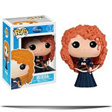 Pop Disney Series 5 Merida Vinyl Figure