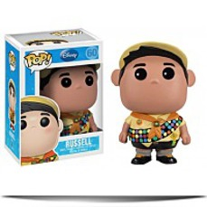 Pop Disney Series 5 Russell Vinyl Figure