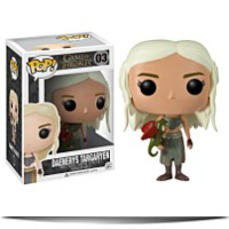 Pop Game Of Thrones Daenerys Targaryen