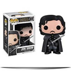 On SalePop Game Of Thrones Jon Snow Vinyl Figure