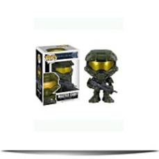 Pop Halo 4 Master Chief Vinyl Figure