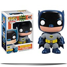 Pop Heroes Batman 1966 Vinyl Figure