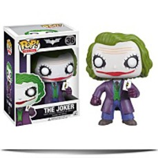 Pop Heroes Dark Knight Movie The Joker