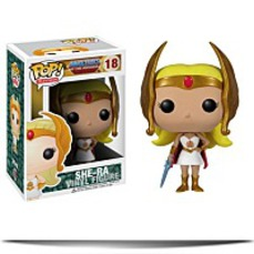 Pop Mattel Shera Masters Of The Universe