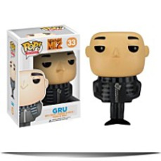 On SalePop Movies Despicable Me Gru Vinyl Figure