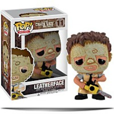 On SalePop Movies Leatherface Vinyl Figure