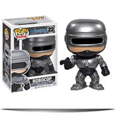 Pop Movies Robocop Vinyl Figure