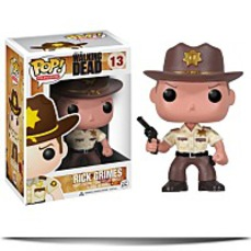 Pop Television Walking Deadrick Grimes