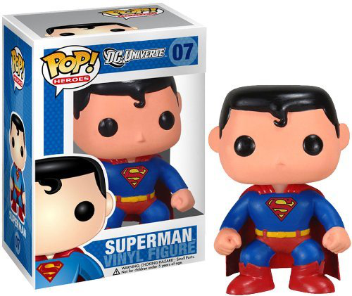 Superman Pop Heroes