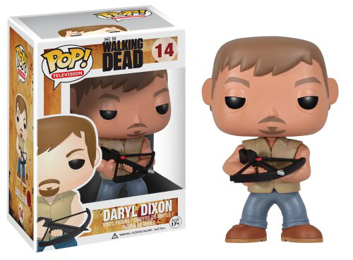 Pop Television Walking Deaddaryl
