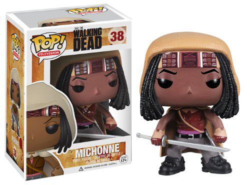 Pop Television Walking Dead Michonne