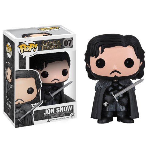 Pop Game Of Thrones Jon Snow Vinyl Figure